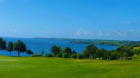 Falmouth Golf Club / Golfreisen England