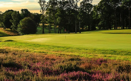 Stoneham Golf Club in Southampton, England