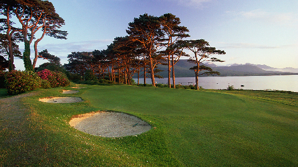 Lackabane at Killarney Golf & Fishing Club / Golfreisen Irland