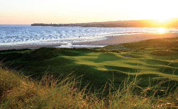 Lahinch Golf Club Old Course / Golfreisen Irland