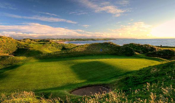 Ballybunion The Cashen Golf Course / Golfreisen Irland