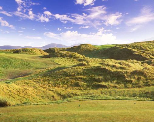 Tralee Golf Course / Golfreisen Irland