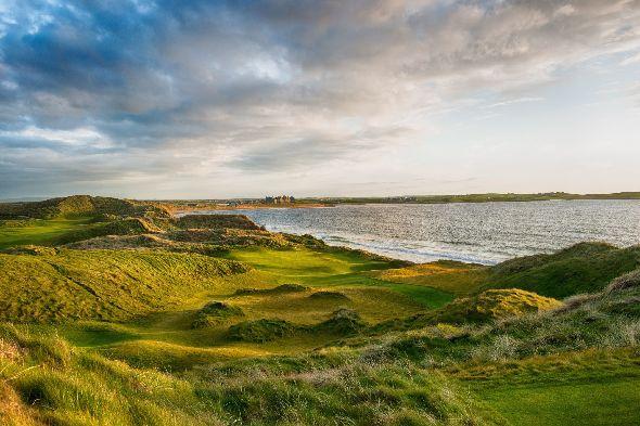 Trump International Doonbeg Golf Course / Golfreisen Irland