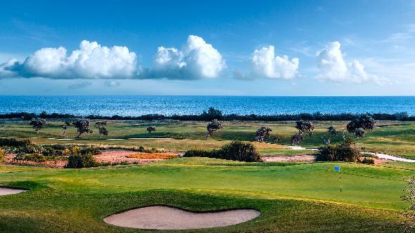 San Domenico Golf in Apulien / Golfreisen Süditalien
