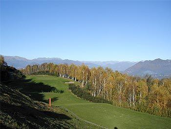 Golf Club des Iles Borromées / Golfreisen Norditalien