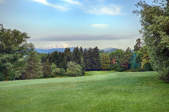 Golf Club Varese / Golfreisen Norditalien
