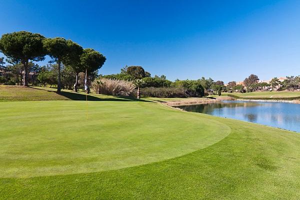 Islantilla Golf Club, Costa de la Luz, Spanien
