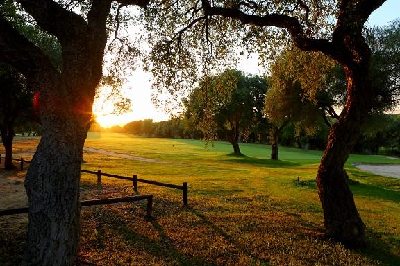 Montenmedio Golf Country Club, Costa de la Luz, Spanien