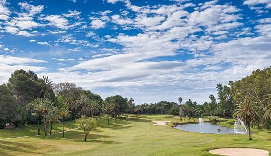 El Paraiso Golf Club, Costa del Sol, Spanien