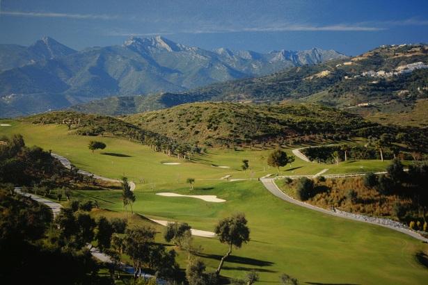 Santa Clara Golf Club, Costa del Sol, Spanien