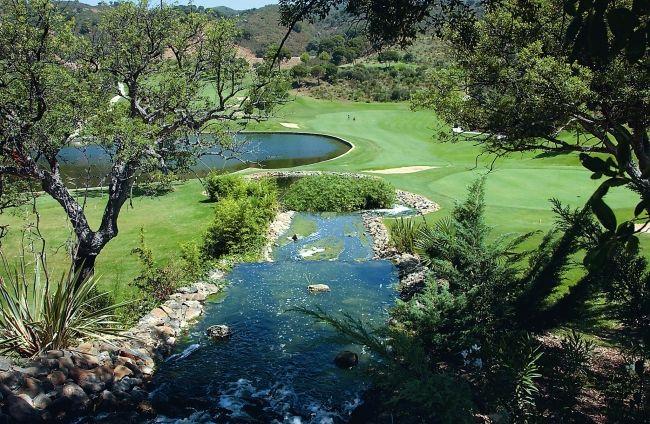 Santa Maria Golf Club, Costa del Sol, Spanien