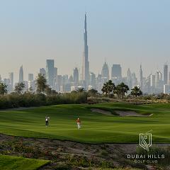 Dubai Hills Golf Club in Dubai, VAE / Golfreisen Dubai