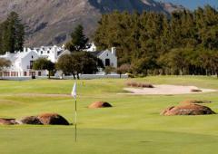 De Zalze Golf Club / Golfreisen Südafrika